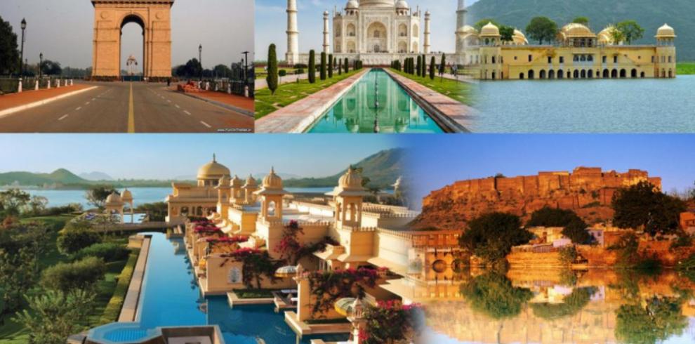 Viaggio culturale e spirituale dell'India del nord